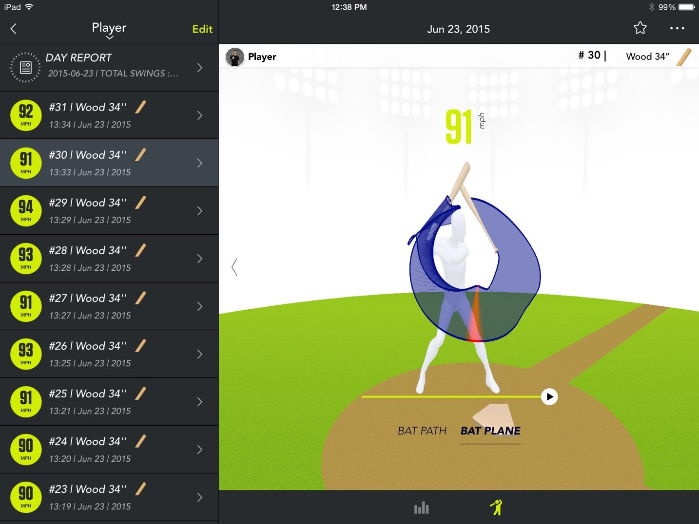 Zepp | Increase swing efficiency, bat speed & power